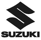 SUZUKI Logo Mit Schrift