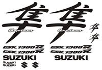 Komplettsatz GSX 1300 R Hayabusa